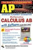 AP Calculus AB with CD-ROM -The Best Test Preparation for the