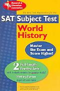 Best Test Preparation for the SAT Subject Test World History