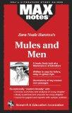 Zora Neale Hurston's Mules and Men (MAXnotes)