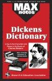 Dickens Dictionary  (MAXNotes Literature Guides)
