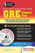 Very Best Coaching and Study Course for the New Gre General Test With Cd-Rom for Windows, Re...