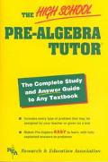 High School Pre-Algebra Tutor