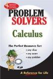 Calculus Problem Solver (REA) (Problem Solvers)