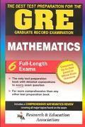 Best Test Preparation for the Graduate Record Examination (Gre) Mathematics