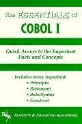 Essentials of Cobol I