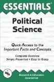 Political Science Essentials (Essentials Study Guides)
