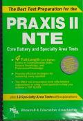Best Test Prep F/praxis Ii-w/tape or Cd