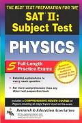 Best Test Preparation for the Sat II Subject Test Physics