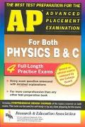 Advanced Placement Examinations For Both Physics B & C
