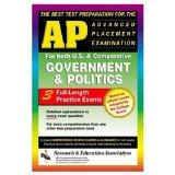 AP Government & Politics (REA) - The Best Test Prep for the Advanced Placement (Advanced Pla...