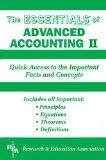 The Essentials of Advanced Accounting II (Essentials)