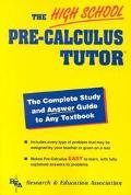 High School Pre-Calculus Tutor