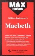 Max Notes - Macbeth