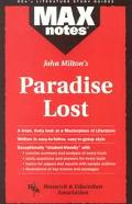 Paradise Lost Max Notes