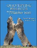 Quantifying Behavior the Jwatcher Way