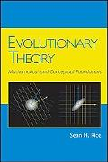 Evolutionary Theory Mathematical And Conceptual Foundations