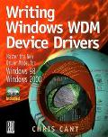 Writing Windows Wdm Device Drivers Covers Nt 4, Win 98, and Win 2000