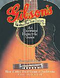 Gibsons Fabulous Flat-Top Guitars An Illustrated History & Guide (Book)