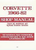 Corvette, 1966-82 Shop Manual