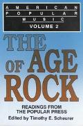 American Popular Music Vol 2 The Age of Rock