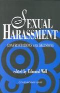 Sexual Harassment Confrontations and Decisions
