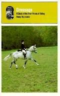 Dressage A Study of the Fine Points of Riding