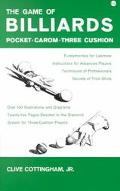 Game of Billiards Pocket-Carom-Three Cushion