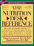 Nutrition Desk Reference - Robert H. Garrison,Jr. - Hardcover