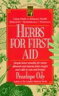 Herbs for First Aid - Penelope Ody - Paperback - POCKET