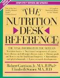 Nutrition Desk Reference