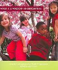 What Is a Waldorf Kindergarten?