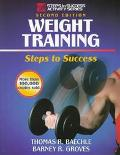 Weight Training Steps to Success