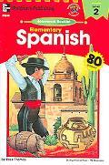 Elementary Spanish Level 2 Homework Booklet