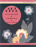 Art Deco: Patterns and Designs