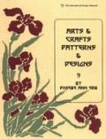 Arts and Crafts, Patterns and Designs