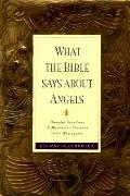 What The Bible Says About Angels - David Jeremiah - Hardcover