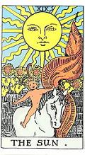 Giant Rider-Waite Tarot Deck Complete 78-Card Deck