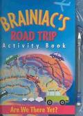 Brainiac Road Trip Activity Book