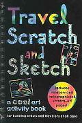 Travel Scratch & Sketch