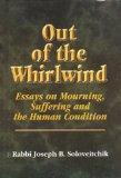 Out of the Whirlwind: Essays on Mourning, Suffering and the Human Condition (Meotzar Horav)