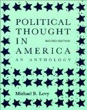 Political Thought in America: An Anthology