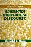 American Rhetorical Discourse