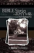 Bible Stories in Rhyme