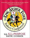 King Arthur Flour Baker's Companion The All-Purpose Baking Cookbook
