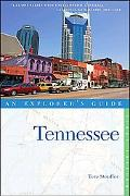 Tennessee: An Explorer's Guide (Explorer's Guides)