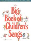 Big Book of Children's Songs