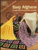 Easy Afghans 4 Patterns to Knit and Crochet