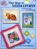 First Steps in Needlepoint, A Beginners Guide to Canvas Work (5104)