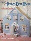 Fashion Doll House in Plastic Canvas