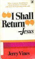 I Shall Return: Jesus